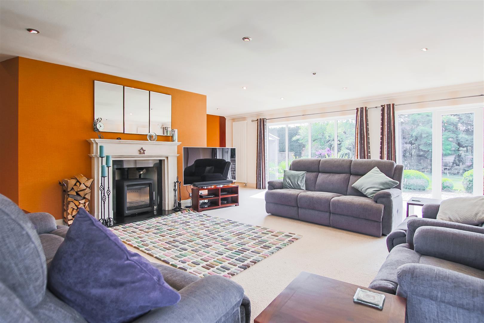 6 Bedroom Detached House For Sale - Living room